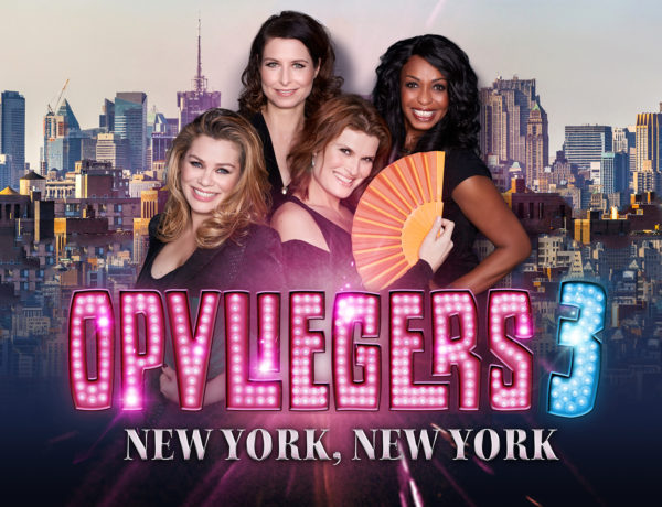 Opvliegers 3 – New York, New York